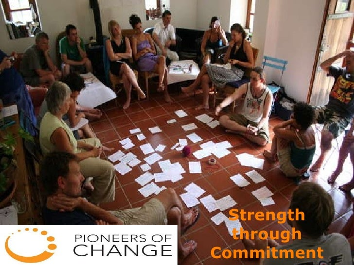 Strength through Commitment