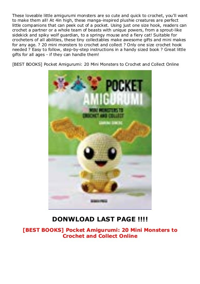 Unicorns Dragons and More Fantasy Amigurumi PDF Book | Etsy | 903x638
