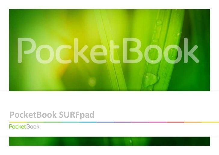 PocketBook SURFpad