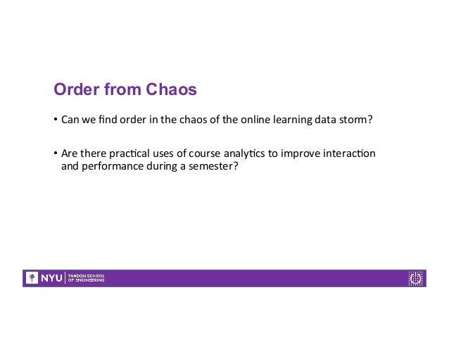 John Vivolo - Panel Presentation: Learning Analytics - Pocket Data Analytics – Getting Started with Practical In-Semester Course Analytics Slide 3