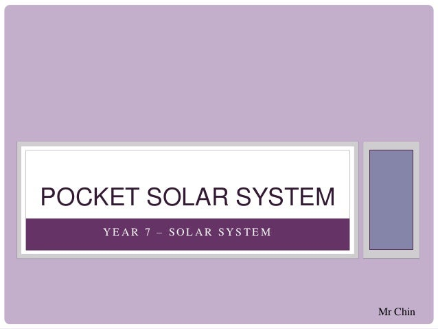 solar system in your pocket - photo #28