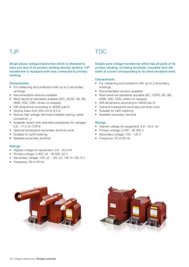 Abb Indoor Current Amp Voltage Transformers Instrument