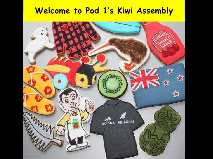 Welcome to Pod 1's Kiwi Assembly<br />