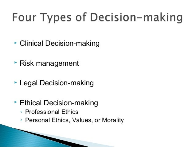 ethical decision making what are the An overview on the importance of values and culture in ethical decision making.