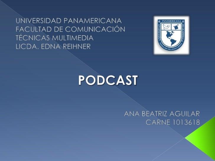 Podcast bea