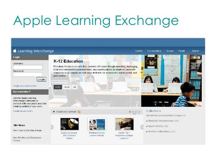 Apple Learning Exchange