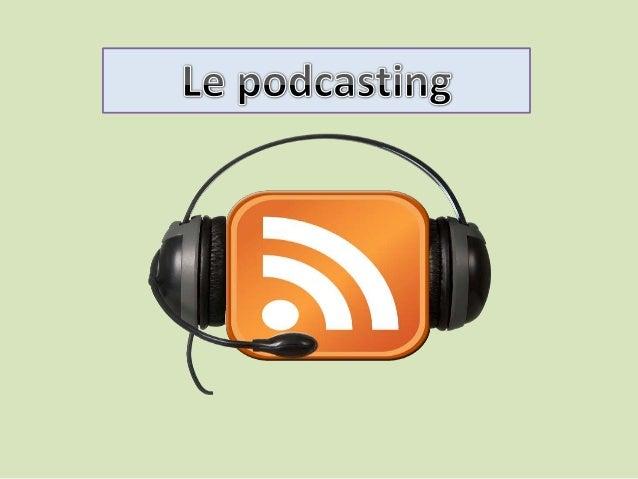 • Podcast, nom masculin 1 Emission de radio ou de télévision que l'on peut t élécharger depuis internet vers un baladeur. ...