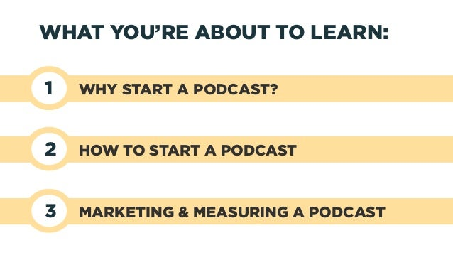 An Introduction to Podcasting Slide 2
