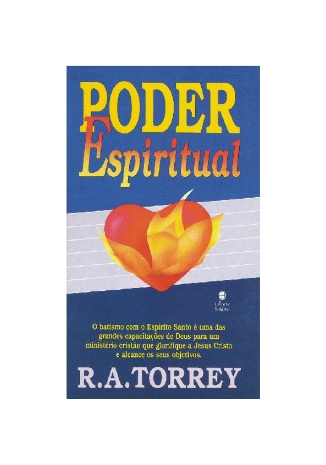 Poder Espiritual - R. A. Torrey
