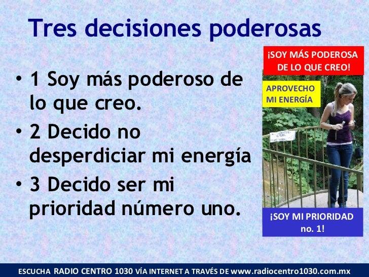 Poder Personal Slide 3