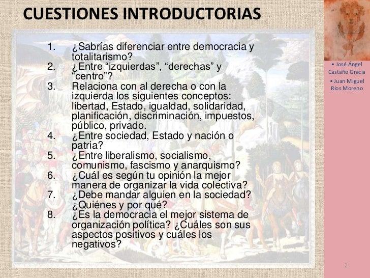 El poder político Slide 2