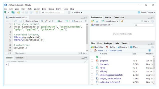 searchConsole_analyse.R – parametry