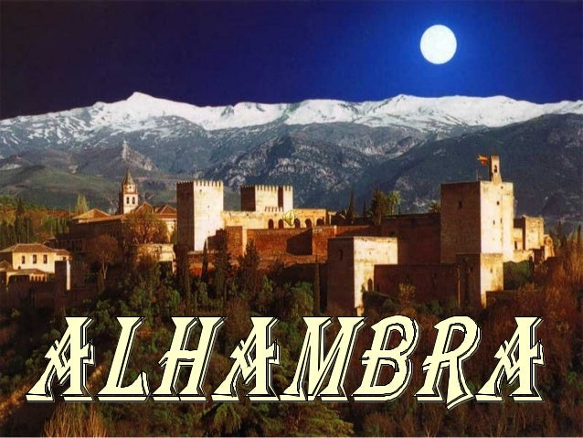 """Alhambra (arab. """"czerwona wieża""""), jest to warowny zespół pałacowy     w Grenadzie, w andaluzyjskim regionie Hiszpanii, zb..."""