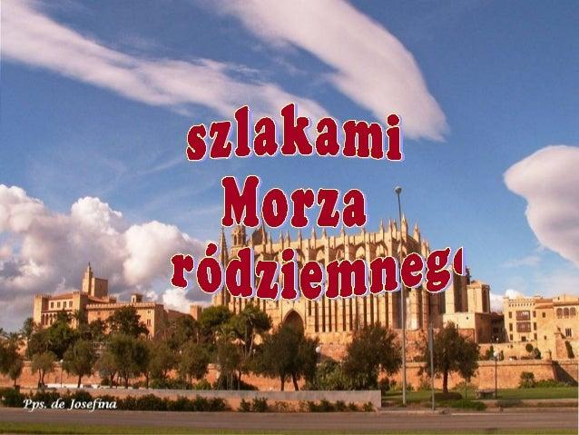 PALMA DE MALLORCA • Stolica i największe miasto  hiszpańskiego archipelagu Balearów oraz wyspy Majorka. Jeden z największy...