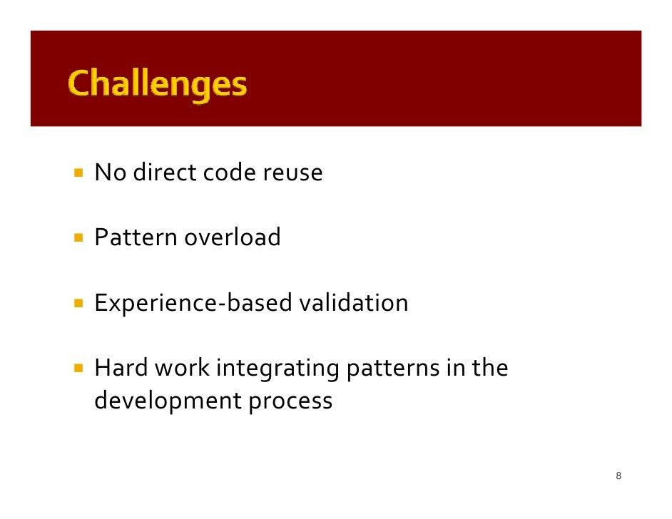 Patterns Of Enterprise Application Architecture By Example Classy Patterns Of Enterprise Application Architecture