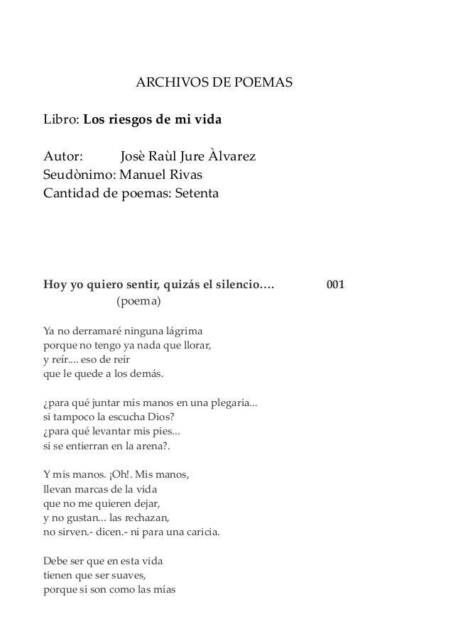 Una pequeña parte de mí: Un libro de poemas y vida