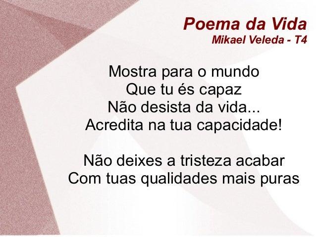 Poema Da Vida 6