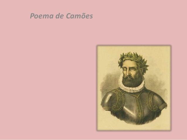 Poema de Camões