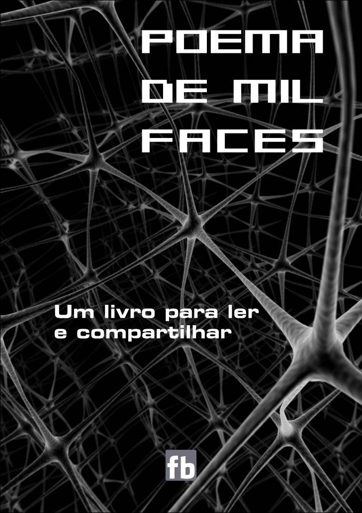 """APRESENTAÇÃOEsta antologia de poemas se originou de uma conversa entreamigos no, como diria o Rosa, """"famigeraldo"""" Facebook..."""