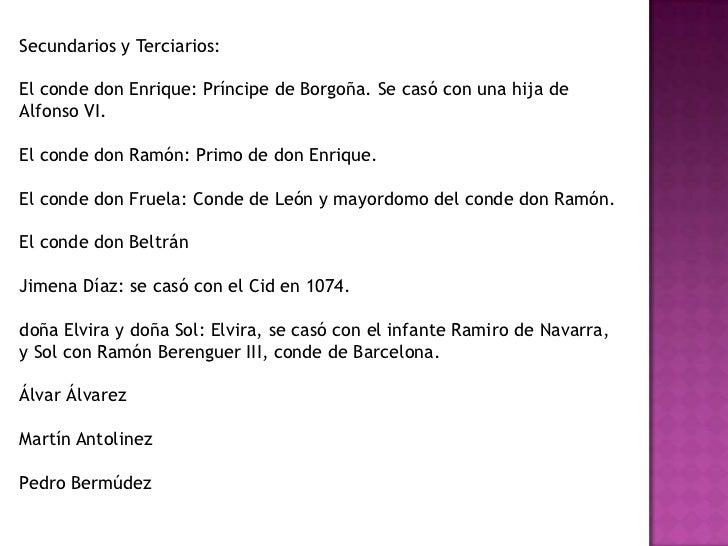 Alvarconsiguepermiso del Rey Alfonso parallevar a la esposa ( DoñaJimena) e hijas (doña Elvira y doña Sol) del Cid a Valen...