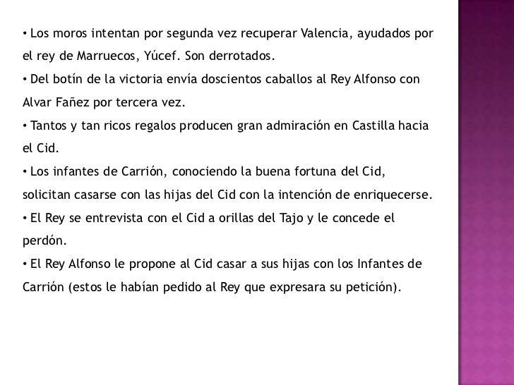 En Burgos se le uneMartínAntolínez, el cual le proporciona el dineroquenecesita el Cid medianteunatretaurdida a los judíos...