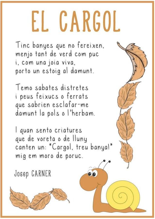 Poema elcargol