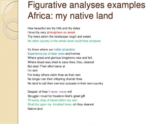analysis of the poem to india my native land by derozio Conclusion about the poet to india - my native land is a poem by henry louis vivian derozio derozio lived during the early 19th century he was a teacher, a scholar, a poet and an academician of eurasian and portuguese descent.