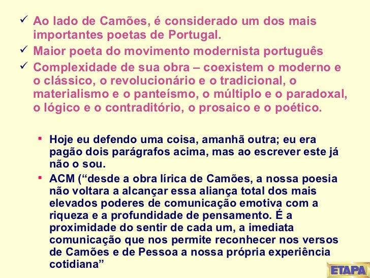 Poemas Completos de Alberto Caeiro - Fernando Pessoa Slide 2