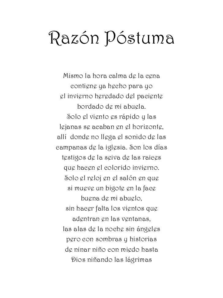 Poemas bartholdo