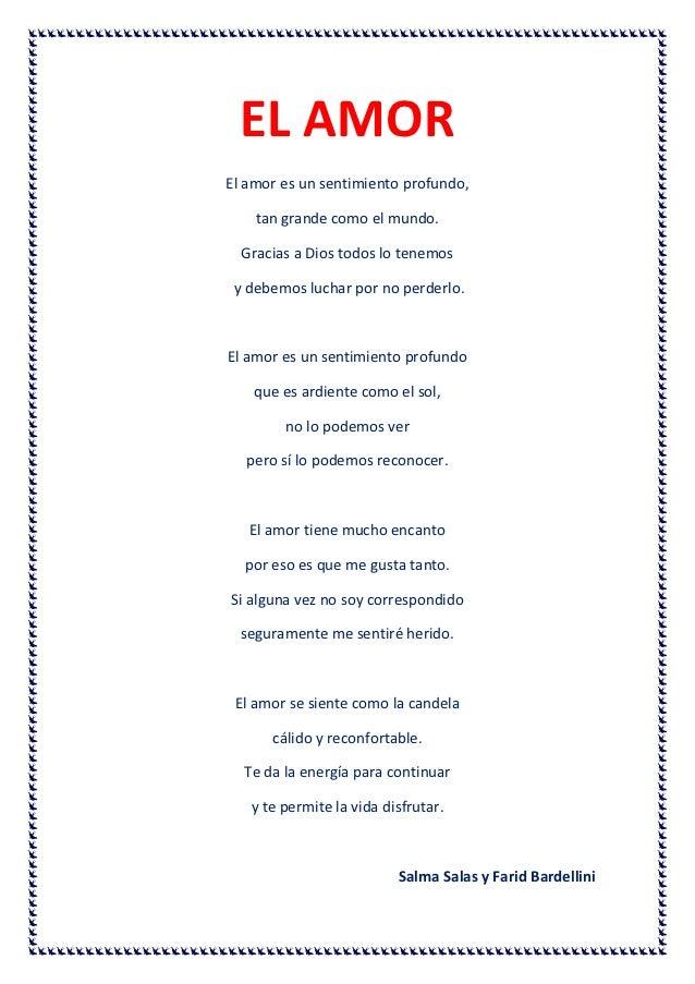 Poemas De Autor Séptimo Año