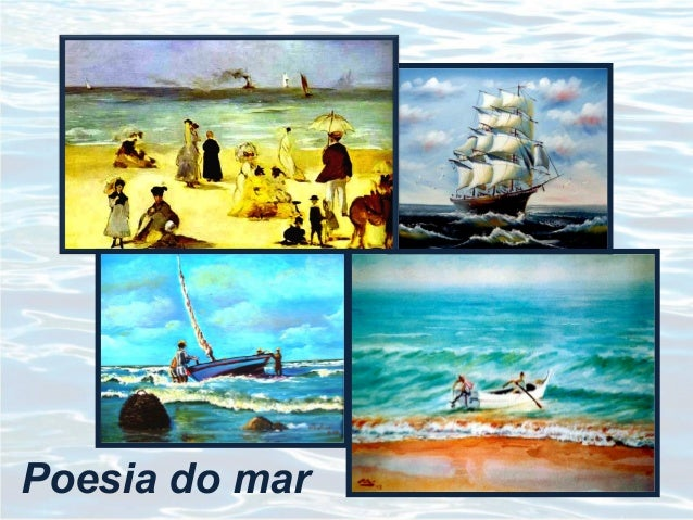 Poesia do mar