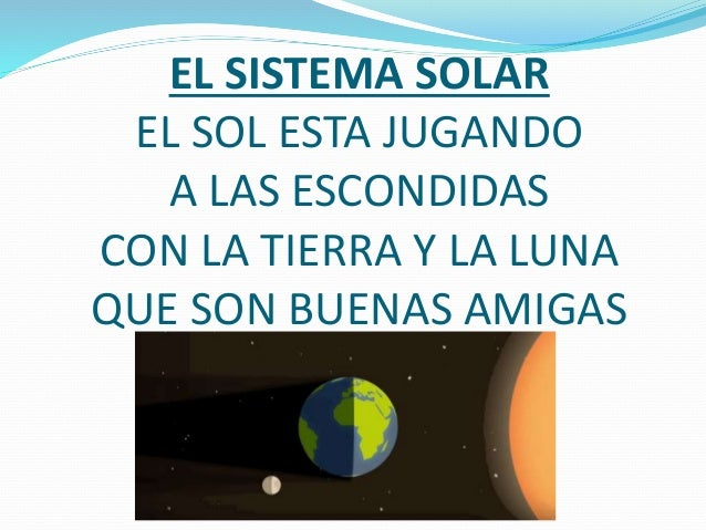 Poema Sistema Solar