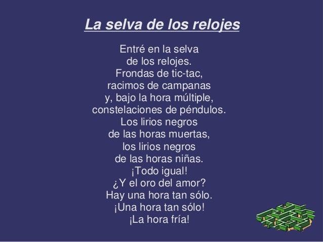 Poemas federico garc a lorca for El tiempo en macanet de la selva