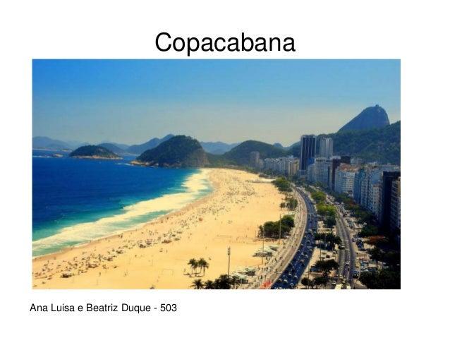 Copacabana Ana Luisa e Beatriz Duque - 503
