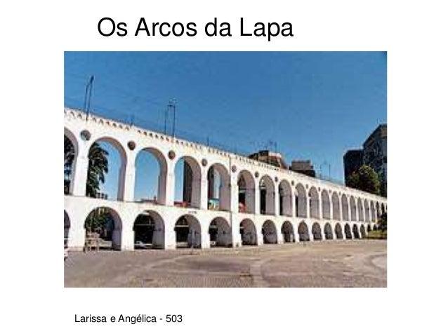 Os Arcos da Lapa Larissa e Angélica - 503