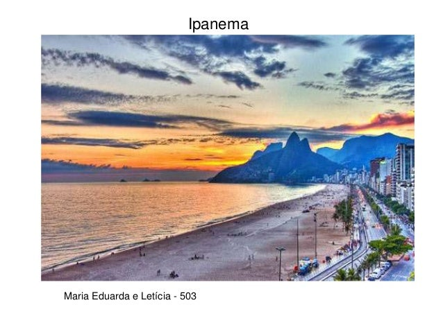 Ipanema Maria Eduarda e Letícia - 503