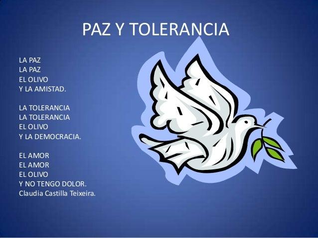 Poemas para la paz