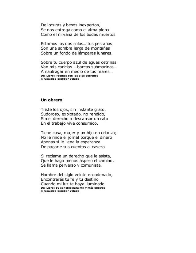 Poemas salvadoreños Slide 3