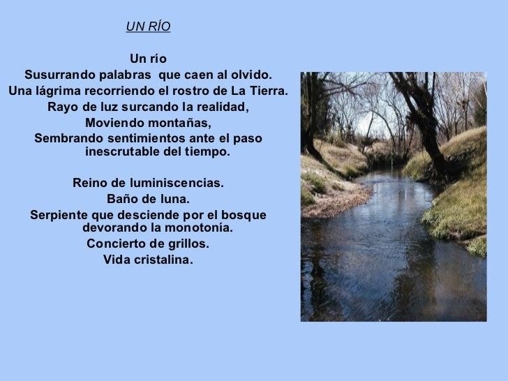 Poemas Sobre El Agua