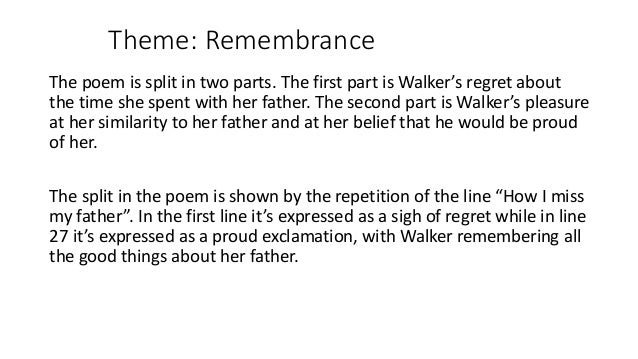 poem at thirty nine alice walker analysis Analysis of the poem at thirty nine by alice walker poem at thirty-nine by alice walker and piano by dh lawrence in my opinion are both poems which share the same theme of memories and nostalgic remembrance the two poems contain many similarities but at the same time also have many differences between them.
