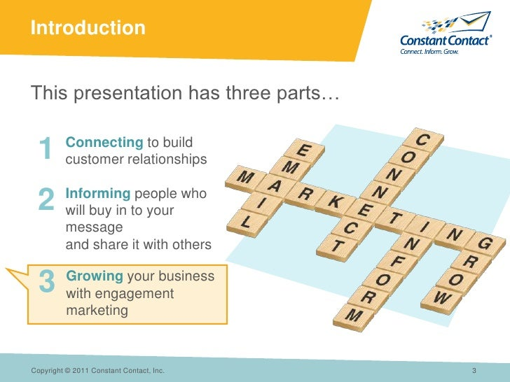 The Power of Email Marketing Slide 3