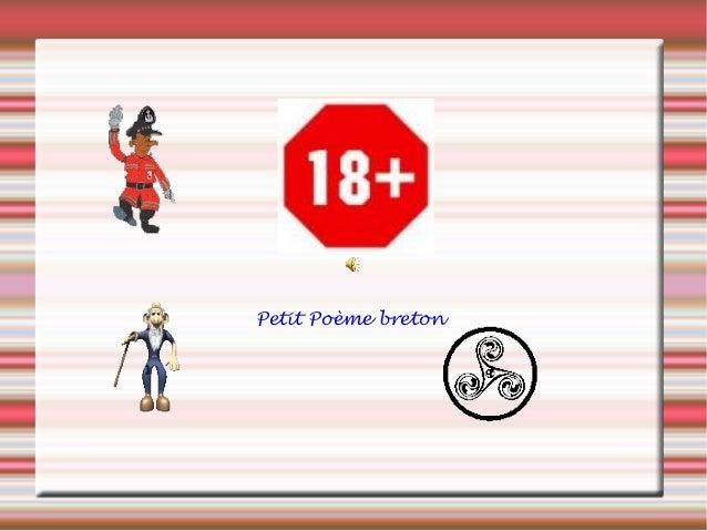 Petit Poème breton