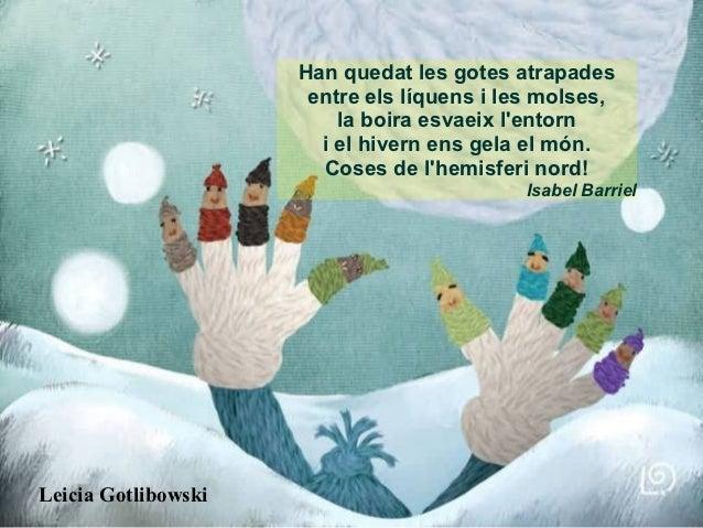 Resultado de imagen de poemes d'hivern