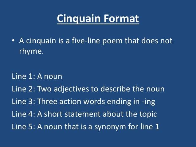 poem examples