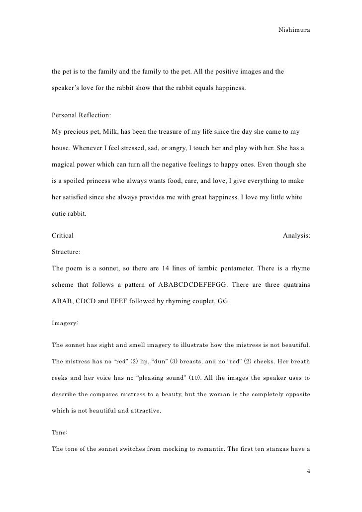 essay about my pet rabbit The extract from watership down by richard adams and the article from hutch to house pets a rabbit is  pet stores in my community  essay: dogs vs cats.