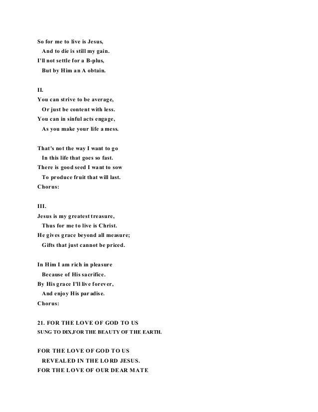 Lyric i will call upon the lord lyrics : Poems and lyrics