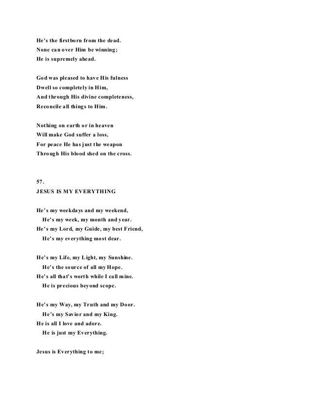 Lyric god is dead lyrics : Poems and lyrics