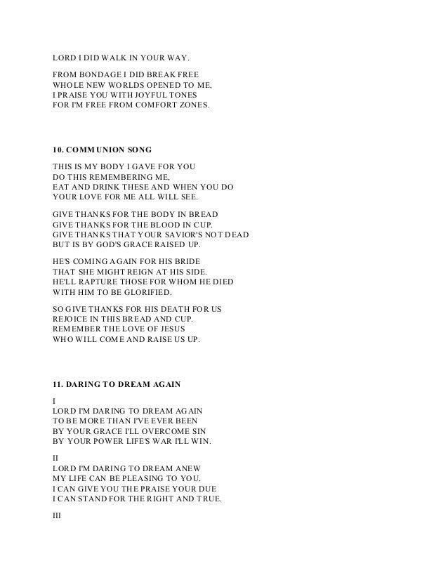 Winter walk lyrics