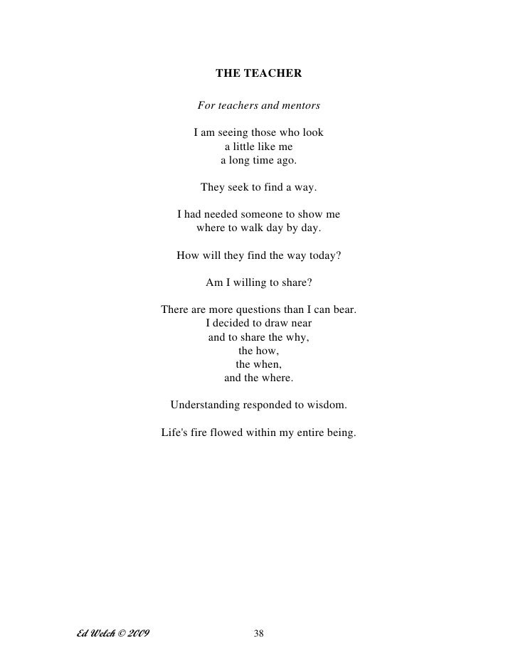 Poems about meeting someone new. Top 10 Poems with Make ...