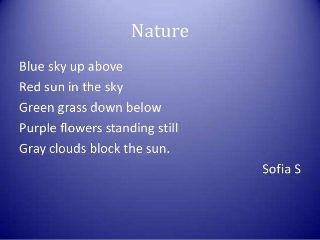 red moon blue sun poem - photo #5
